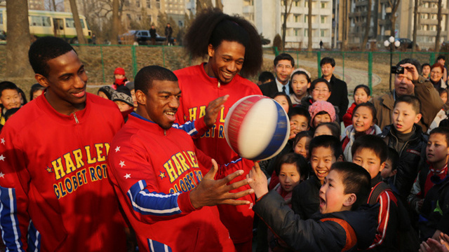 "Watch ""Basketball Diplomacy"" in Full Image"